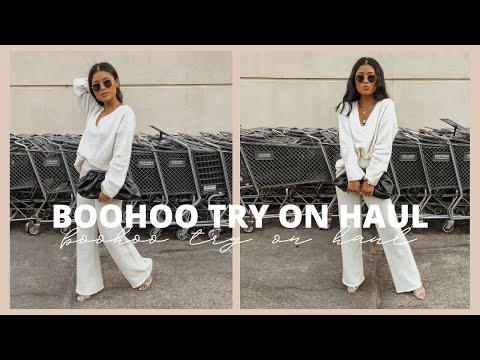 FIRST VIDEO OF 2020: BOOHOO TRY ON HAUL!