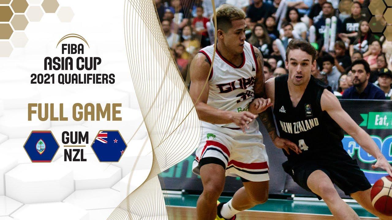 Guam v New Zealand - Full Game