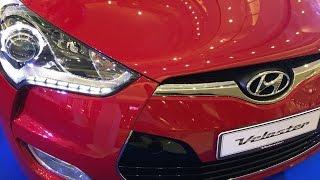 2017 Hyundai Veloster Review Exterior Interior