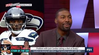 Download Jason Whitlock Surprised Problem with Josh Gordon taking a shot at Brady? | Speak For Yourself Mp3 and Videos