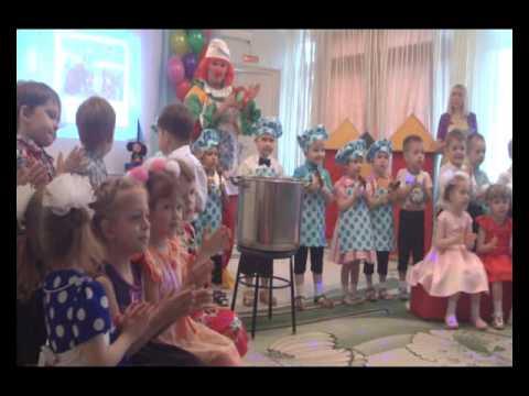 Благотворительный концерт в детском саду №9