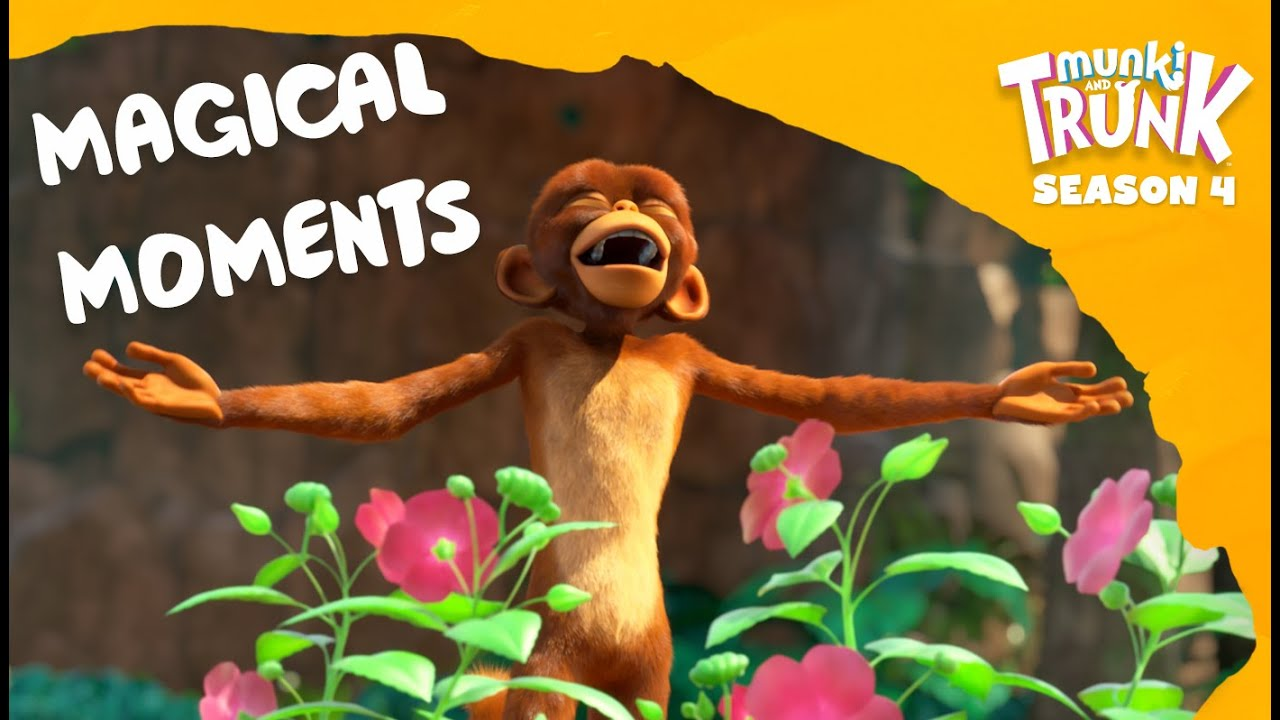 Magical Moments – Munki and Trunk Thematic Compilation #8