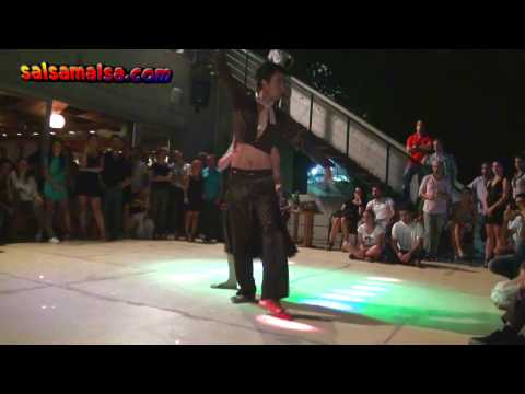 GİZEM & FATİH | BACHATA & CHA CHA SHOW | TURKISH SALSA POWER