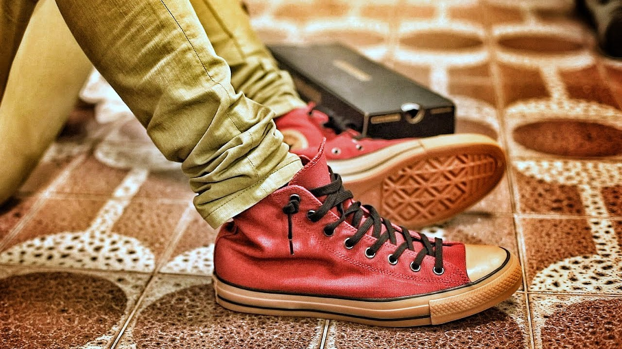 aaf5e1cb0f8b5c  17.50 Nordstrom Rack Find Converse Chuck Taylor All Star High Top Sneaker  Back Alley Brick