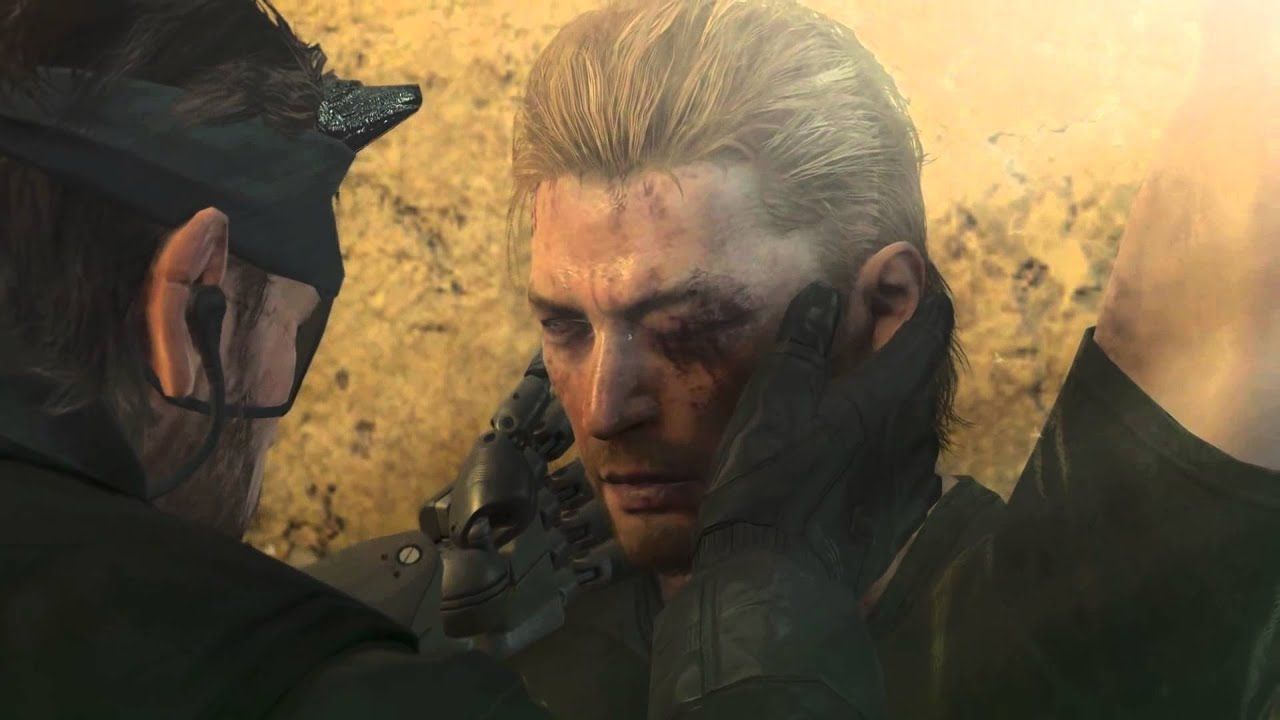 Kazuhira Miller Secret Death Cutscene Metal Gear Solid V The Phantom Pain Youtube In the final scene of this commercial, we'll have a dying hamburgler asking for death. kazuhira miller secret death cutscene metal gear solid v the phantom pain