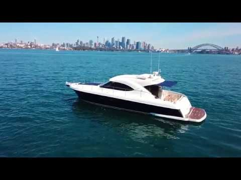 Seaduction Yacht Walkthrough - Boat Hire Available In Sydney