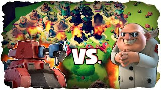 MAX Abfackler vs. Dr. Terror! | BOOM BEACH | Scorcher vs. Dr. Terror! (Deutsch / German)
