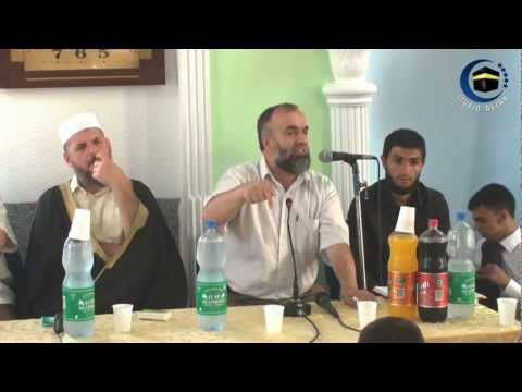 Tribunë Islame Në Dubrav - Mazllam Mazllami & Dr.Shefqet Krasniqi