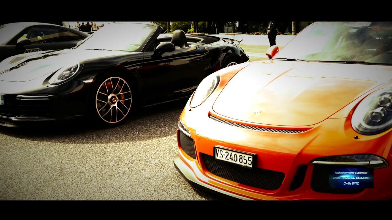 Reportage de Luxe - Porsche Cannes 2019 83020