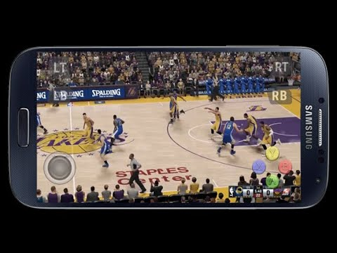NBA 2K16 Android Download