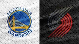 Golden State Warriors vs Portland Trail Blazers Game 4 OT | Live Reactions & Play-By-Play