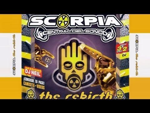 SCORPIA The Rebirth [CD-1999]