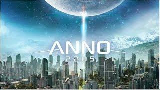 Anno 2205 - Кінематографічний трейлер - E3 2015 - [PC] - 3/11/2015