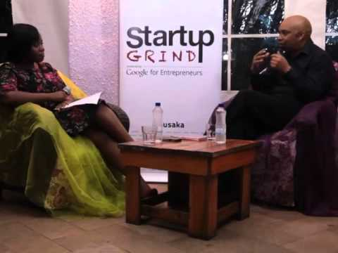Sipho Phiri (Western Power & Western Solar)  Startup Grind Lusaka