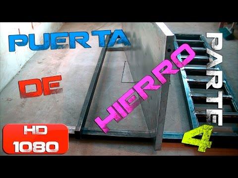 Puerta de hierro | Reinforced door | #4