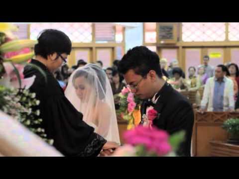 the Wedding Ario Nevi 1 April 2012