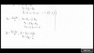 9. Метод координат на плоскости. Решение задач