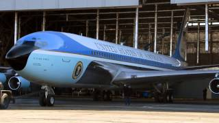 SAM 26000 -- Kennedy's Air Force One