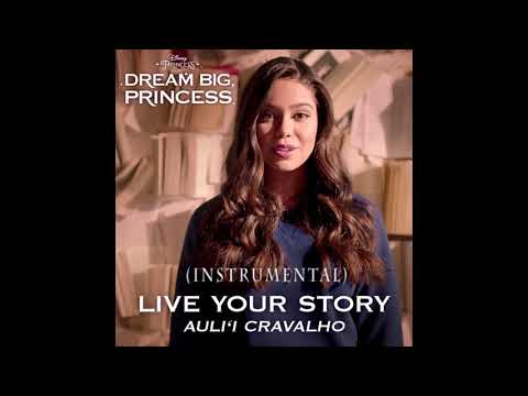 Auli'i Cravalho - Live Your Story (Instrumental)