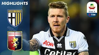 Parma 1-0 Genoa | Parma Hold On To Claim All 3 Points | Serie A