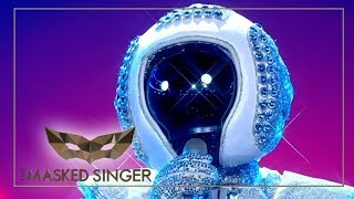 Earth Song - Michael Jackson | Astronaut Performance Finale | The Masked Singer | ProSieben