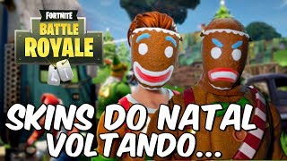 FORTNITE-CHRISTMAS SKINS WILL COME BACK! -Battle Royale