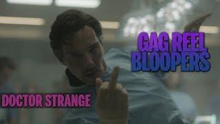 Doctor Strange (2016) - Bloopers and Gag Reel