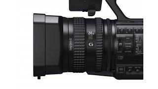 Sony Professional HXR-NX100 Beauty Video