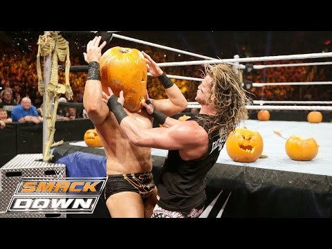 Dolph Ziggler Vs. The Miz: SmackDown, October 29, 2015