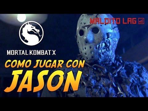 Como jugar con Jason - Tutorial - Mortal Kombat X