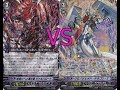 [MeeKhao] Cardfight Vanguard - Hole 242 Dark Irregulars (Scharhrot) VS Gear Chronicle (Chronojet)