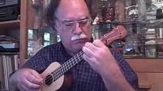The Washington Post March: John King ukulele