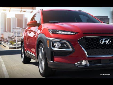 2020 Hyundai Kona SEL Edition Walkthrough