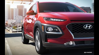 2020 Hyundai Kona Sel Edition Walkthrough