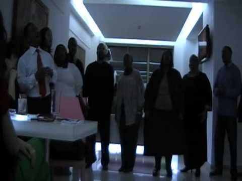 Raise Choir at Hotel Christina Bucharest part 4