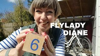 Flylady Routines - The Seven Day Challenge - Day Six!