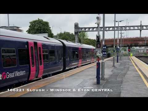Great Western Railway Trains - Thames Valley Branches (Windsor and Henley) on May 12th 2018