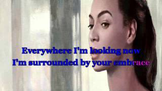 Beyonce Halo Karaoke & Lyrics