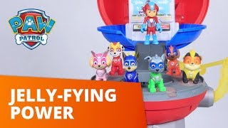 PAW Patrol | Jelly-Fying Power | Mighty Pups Toy Episode | PAW Patrol Official & Friends