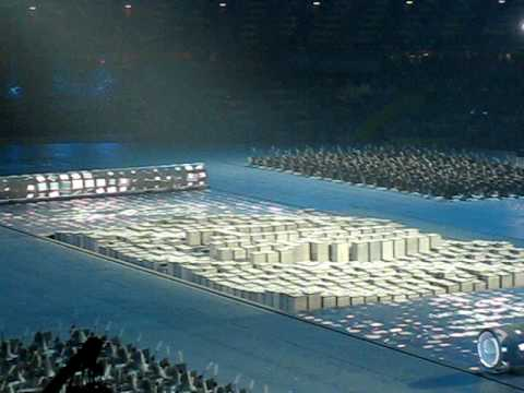 2008 Olympics Opening Ceremony - part 6
