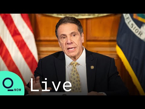 LIVE: New York Governor Andrew Cuomo Holds Covid-19 Briefing In Albany
