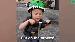 TRY NOT TO LAUGH - ULTIMATE Epic Funny Fail Compilation (Kids) #7
