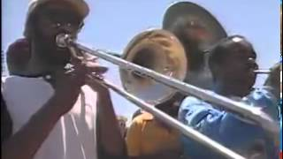 Dirty Dozen Brass Band My Feet Can