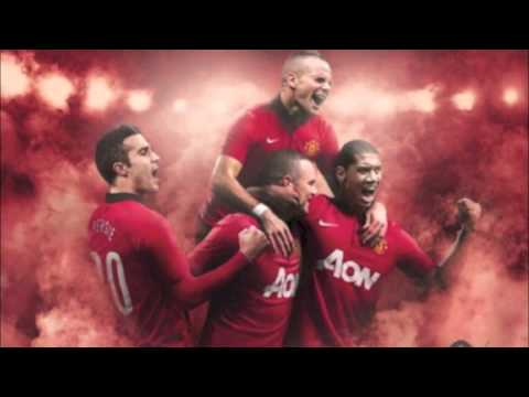 Official Manchester United Home Shirt 2013/2014