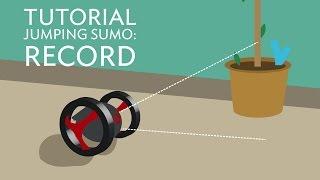 Parrot Jumping Sumo - Tutorial #3 - Record photos & videos