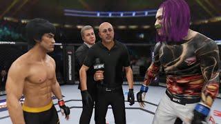Bruce Lee vs. Amigo (EA Sports UFC 3) - Epic Battle