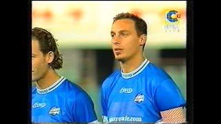 NSL 2000/2001 Finals - Minor Semi-Final:Sydney Olympic Lions Vs Melbourne Knights