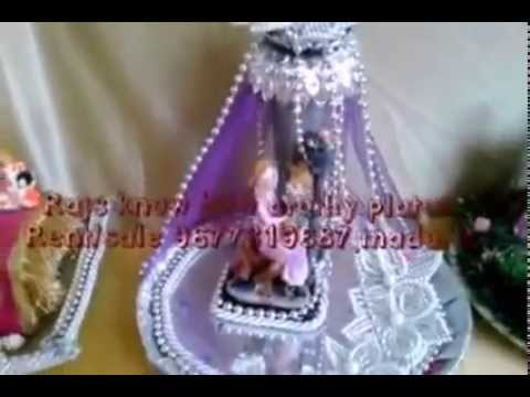 Wedding Decorative Arathy plates in madurai & Wedding Decorative Arathy plates in madurai - YouTube