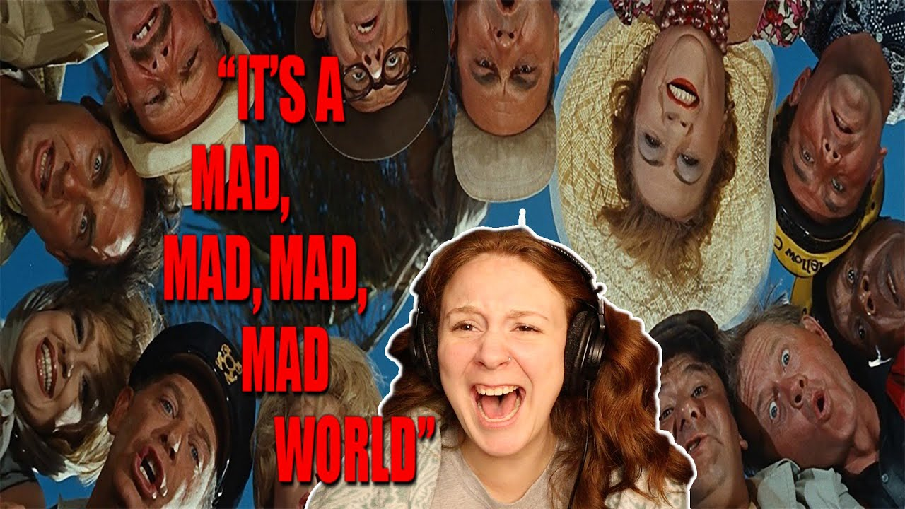 Download It's a Mad Mad Mad Mad WORLD! * FIRST TIME WATCHING * reaction & commentary *