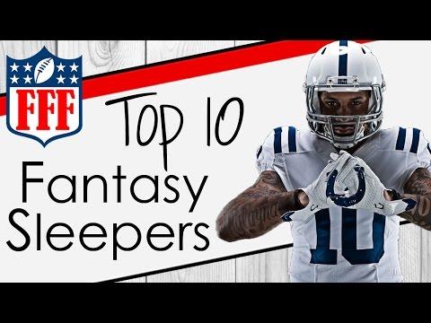 2016 Fantasy Football Top 10 Sleepers - FFF